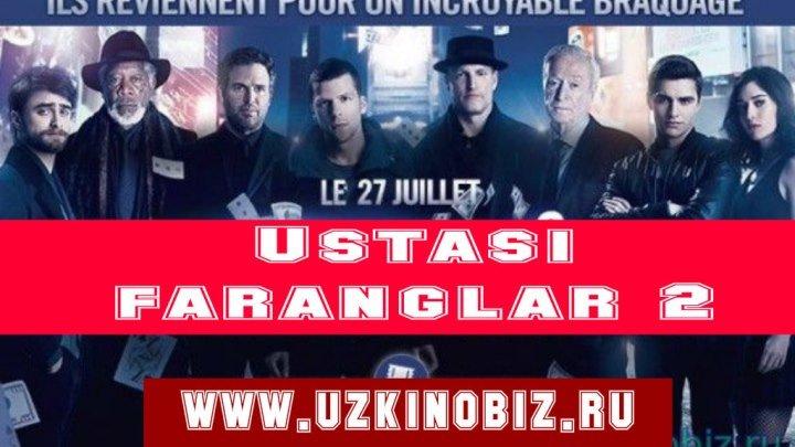 """Tarjima kino """"Ustasi faranglar 2"""" (Jahon kinosi uzbek tilida) www.uzkinobiz.ru"""