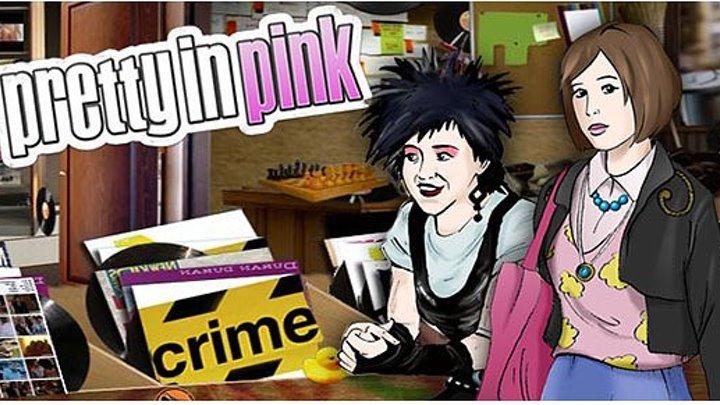 Милашка в розовом / Pretty in Pink (1986 ᴴᴰ) Комедия, Драма, Мелодрама