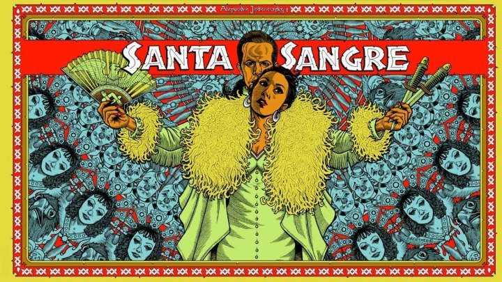 Santa Sangre ( 1989 ) Full movie in English