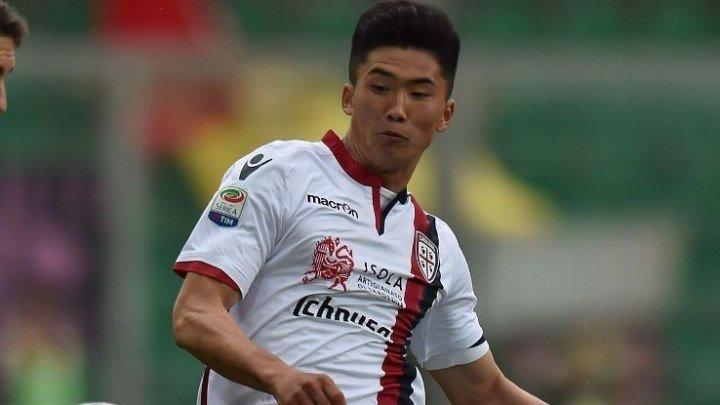 Хан Кван Сон - первый игрок из КНДР, забивший гол в серии А