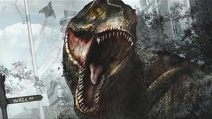 Вторжение динозавра. 2006. Ужасы.Фантастика.Триллер.Фэнтези.Комедия.Драма.