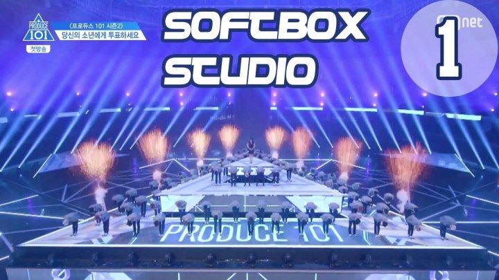 [Озвучка SOFTBOX] Продюсер 101 - 1 серия (2 сезон)