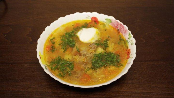 Суп из куриных сердечек в мультиварке. Рецепты для мультиварки. Мультиварка