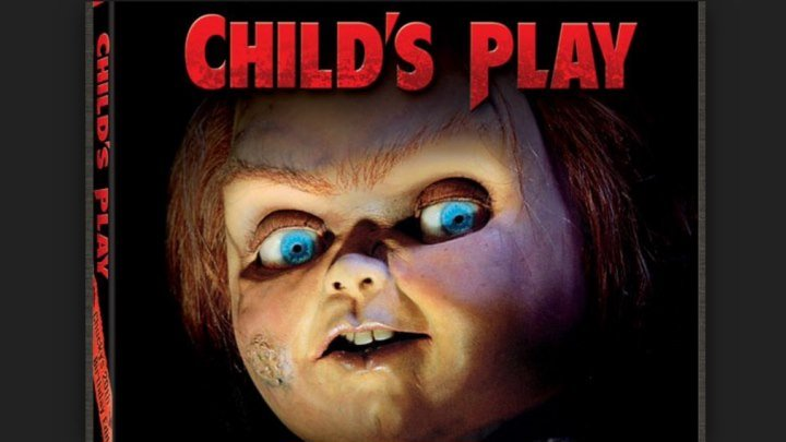 Детская игра. (1988) Триллер, ужасы.