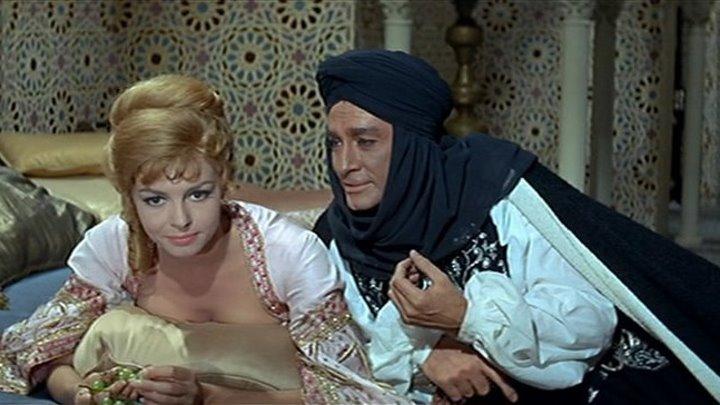 """""""Анжелика и Султан"""" (1968) Фильм - 5"""