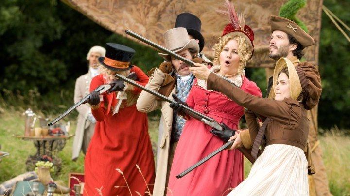 Austenland 2013 -Keri Russell, JJ Feild, Jane Seymour