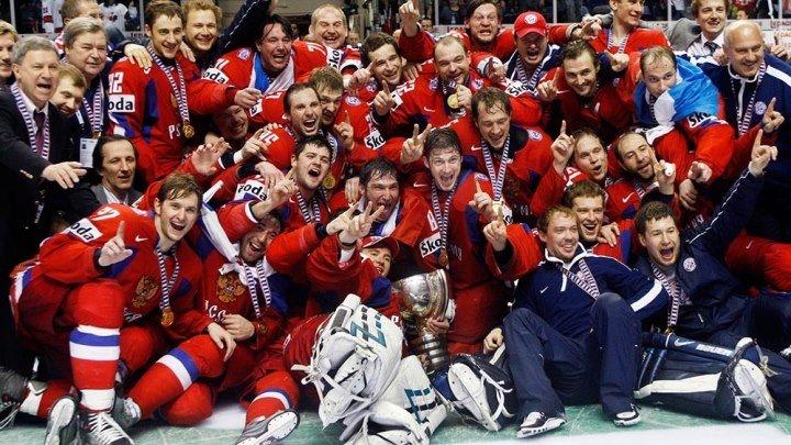 Хоккей. Россия - Канада (ЧМ-2008, Финал)