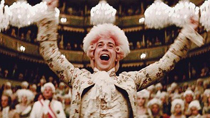 Amadeus 1984 -Tom Hulce, F. Murray Abraham
