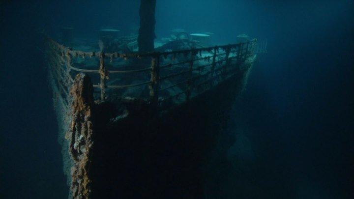 """Фильм """" Призраки бездны: Титаник HD """" ."""