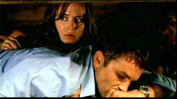Поворот не туда / Wrong Turn (2003, Ужасы)