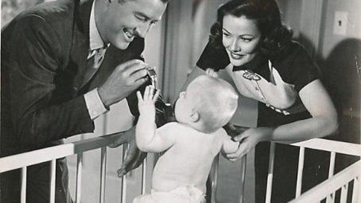 Close To My Heart 1951 -Ray Milland, Gene Tierney, Fay Bainter
