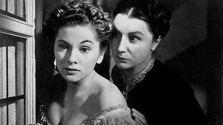 Rebecca 1940 -(Hitchcock) Joan Fontaine, Laurence Olivier, Judith Anderson, George Sanders, Gladys Cooper, Nigel Bruce