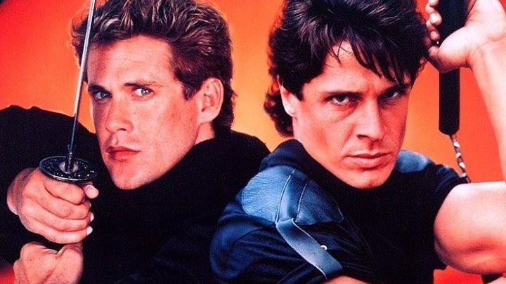 Американский ниндзя 4: Полное уничтожение - Боевик / драма / США / 1990
