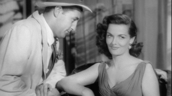 Macao 1952 -Robert Mitchum, Jane Russell, Gloria Grahame, William Bendix