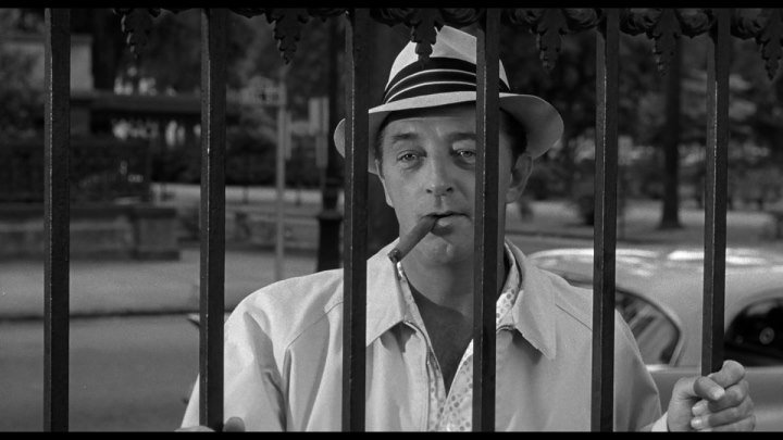 Cape Fear 1962 -Robert Mitchum, Gregory Peck, Polly Bergen
