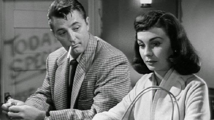 Angel Face 1952 -Jean Simmons, Robert Mitchum, Herbert Marshall, Barbara O'Neil