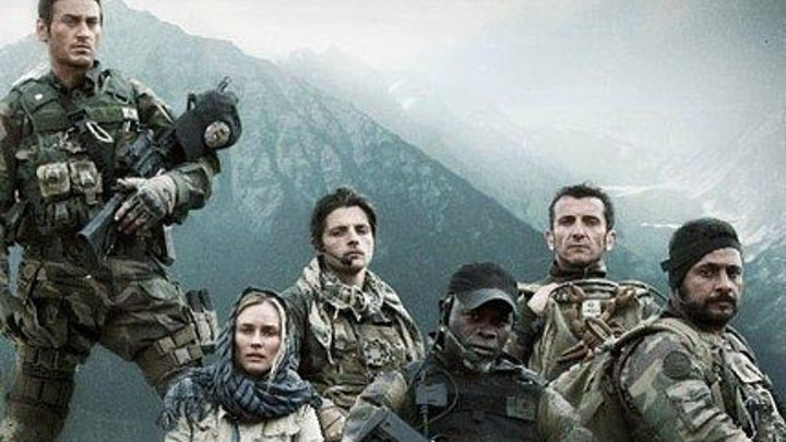 Отряд особого назначения (2011) HD. Драма боевик приключения