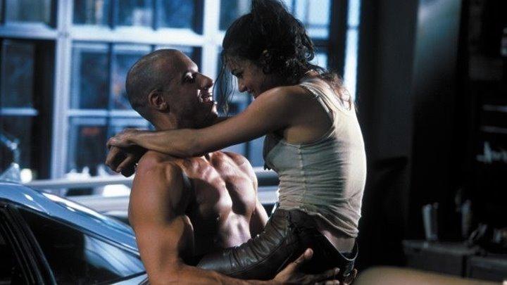 Форсаж (2001). боевик, триллер, криминал, ...