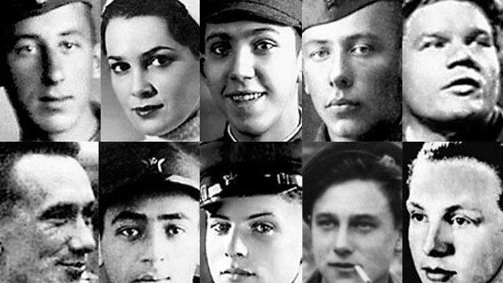 Известные Актеры Советского Кино-Участники ВОВ 1941-1945