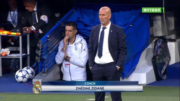 Повтор матча  Реал Мадрид - Бавария   Лига Чемпионов 2016/17   1/4 финала   Ответный матч   2-й тайм