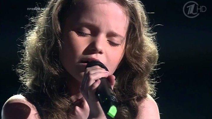 Как же она чувственно спела!!! у девочки великолепный голос!