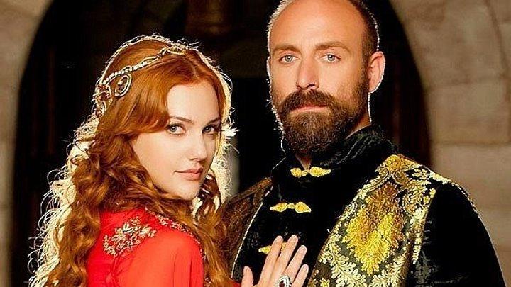 Роксолана Великолепный век 1 сезон 7 серия