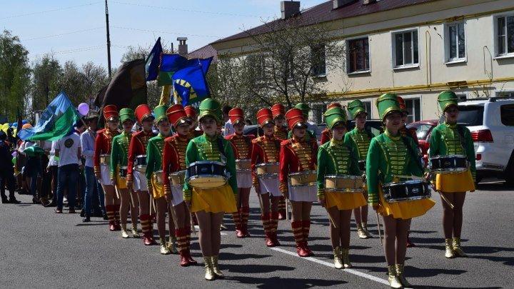 1 мая 2017 Парад юбиляров