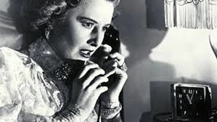 Sorry Wrong Number 1948 -Barbara Stanwyck, Burt Lancaster, Ann Richards