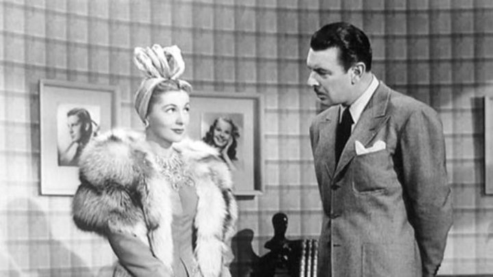 The Affairs of Susan 1945 -Joan Fontaine, George Brent, Don DeFore, Dennis O'Keefe
