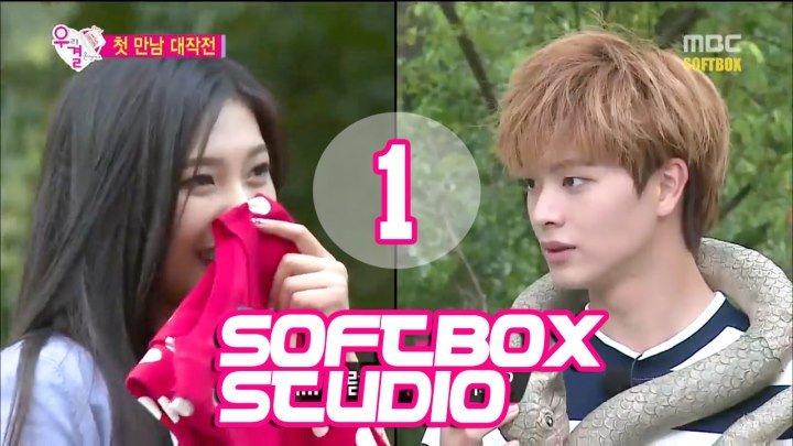 [Озвучка SOFTBOX] Молодожены (Джой и СонДжэ) 1 эпизод