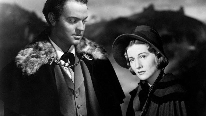 Jane Eyre 1943 -Joan Fontaine, Orson Welles, Margaret O'Brien, Agnes Moorehead, Peggy Ann Garner