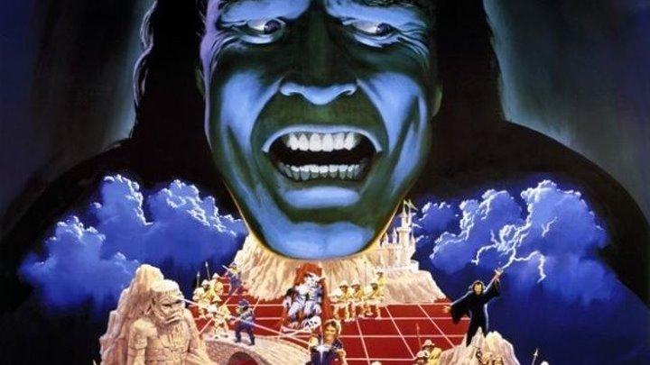 Хозяин подземной тюрьмы (1984) ужасы, фантастика, фэнтези BDRip P Джеффри Байрон, Ричард Молл, Лесли Уинг, Джина Калабрезе