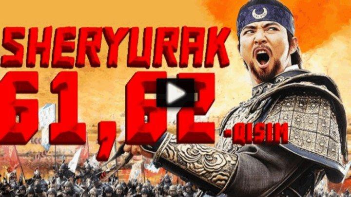 Sheryurak 61,62- Qism (Uzbek tilida Serial) HD