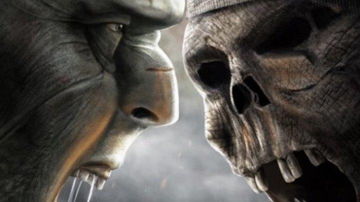Франкенштейн против мумии. 2015.HD. триллер, ужасы