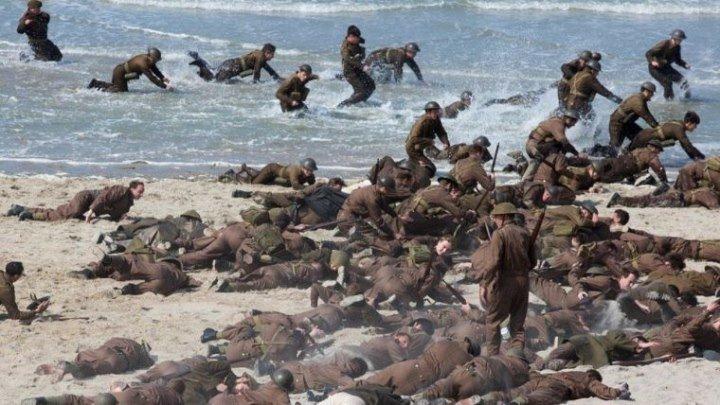 Дюнкерк / Dunkirk 2017 Нидерланды, Великобритания, Франция, США