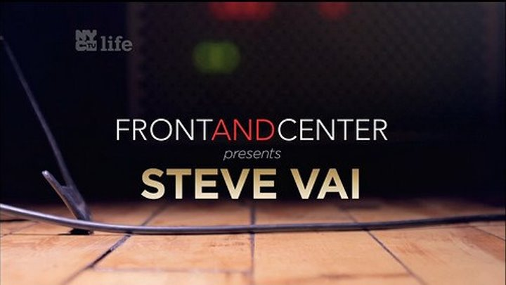 Steve Vai - Front And Center 2016