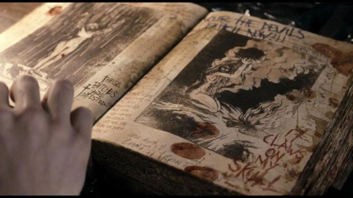 """Фильм """" Зловещие мертвецы: Чёрная книга HD """" ."""