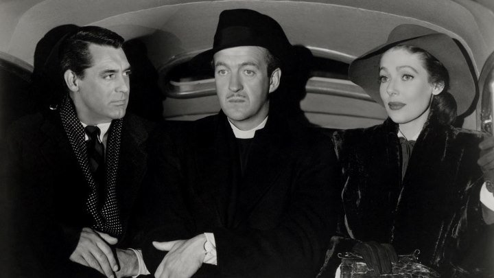 The Bishop's Wife 1947 -Cary Grant, Loretta Young, Monte Wooley, David Niven