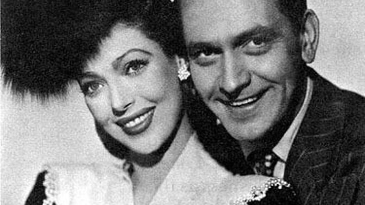 Bedtime Story 1941 - Loretta Young, Fredric March