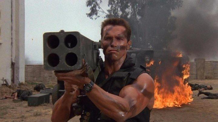 Коммандос (1985) Триллер боевик