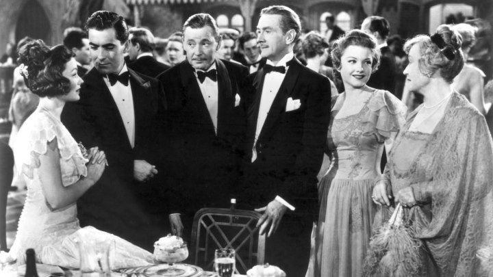 The Razor's Edge 1946 -Gene Tierney, Tyrone Power, Anne Baxter, Clifton Webb, Herbert Marshall
