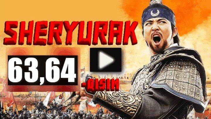 Sheryurak 63,64- Qism (Uzbek tilida Serial) HD