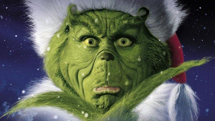 Гринч – похититель Рождества (2000, фэнтези, комедия, HD)