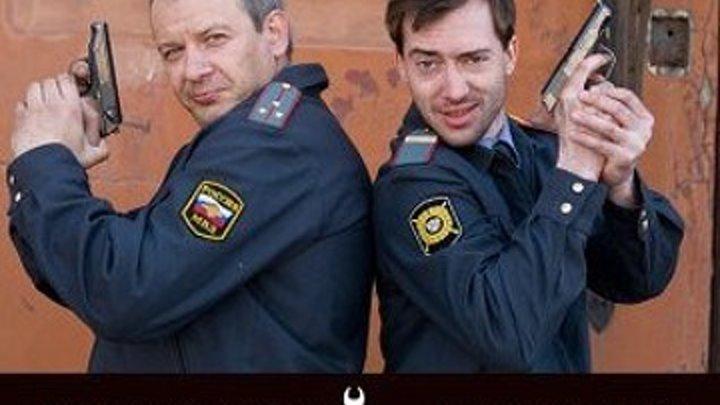 Чёрный город. 2010. Русские фильмы онлайн! Крутой боевик.