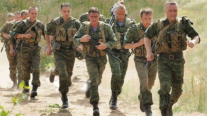 ФИЛЬМЫ ПРО ВДВ Второе дыхание Кино боевик Россия