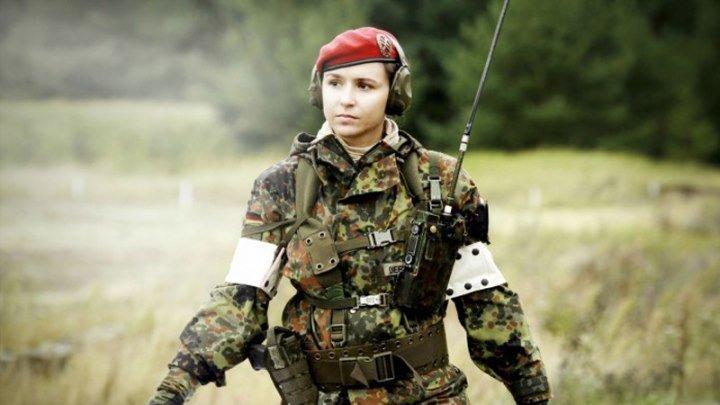 Специальный женский отряд (2017).HD (боевик, комедия)