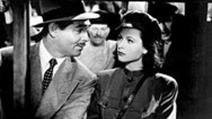 Comrade X 1940 -Clark Gable, Hedy Lamarr, Eve Arden, Oskar Homolka, Felix Bressart