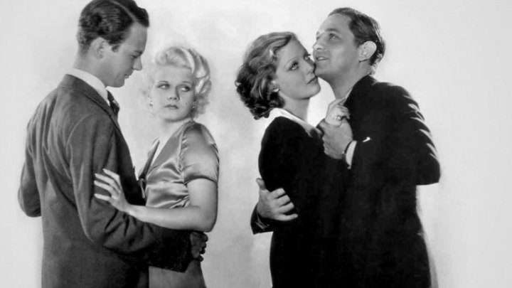Platinum Blonde 1931 -Jean Harlow, Loretta Young, Robert Williams, Reginald Owen