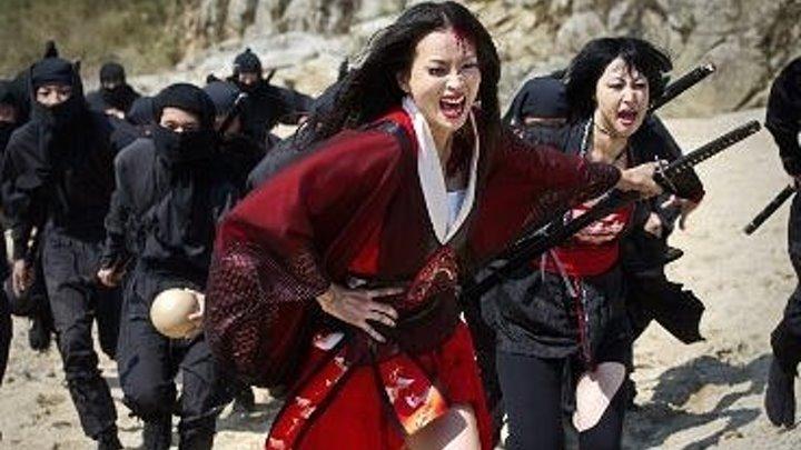 Ниндзя Торакаге (2014). боевик