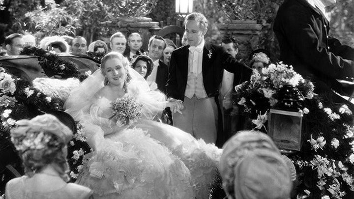 Smilin' Through 1932 -Norma Shearer, Leslie Howard, Fredric March